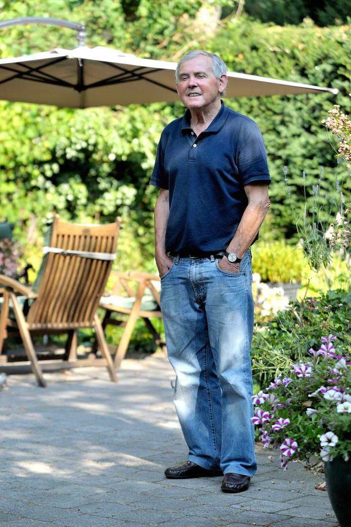 Henk Thate, de zoon van de man die het Nederlandse warmterecord mat.