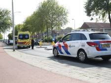 Fietser gewond na botsing met auto in Roosendaal