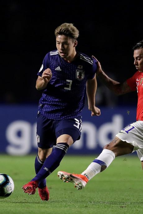 Japanse ogen zijn gericht op de international van PEC Zwolle: Yuta Nakayama