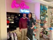 """Toekomstige papa's krijgen eigen hoekje in babyspeciaalzaak van ex-Miss België: """"Sommige mannen zitten soms uren te wachten in de auto"""""""