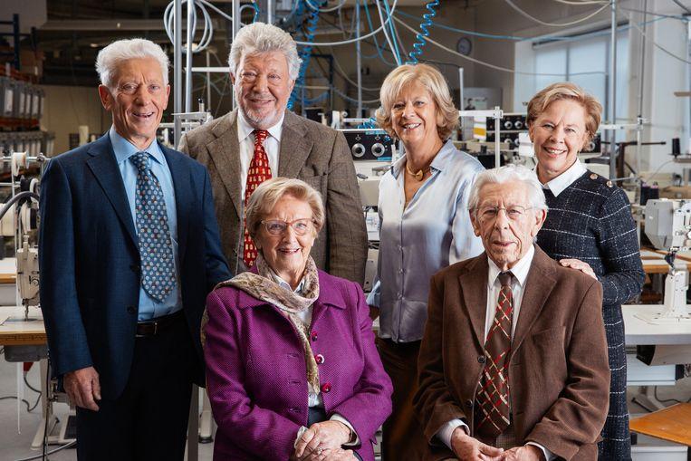 Familie Van De Velde.