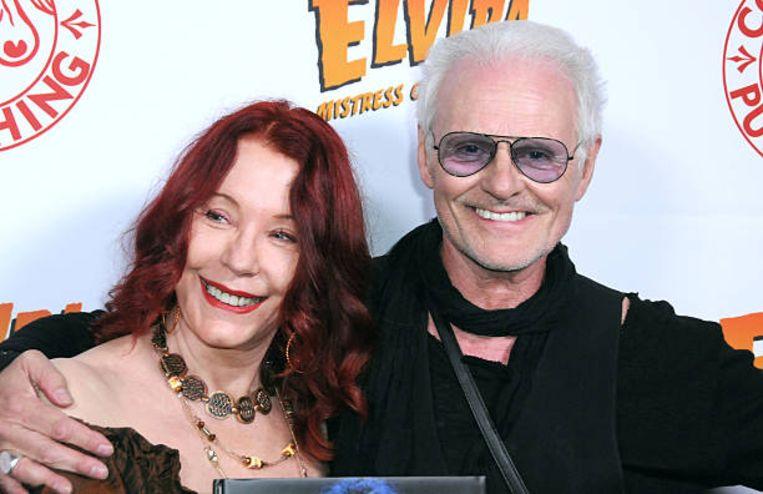 Pamela met Michael Des Barres.