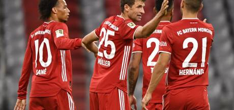 Le Bayern en passe 8 à Schalke pour commencer la saison