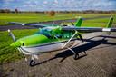 Testvliegtuig Cessna 337F Skymaster verandert langzaam in elektrisch.