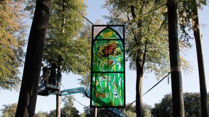 Kunstwerken vestigen aandacht op koestersoorten in Zoniënwoud