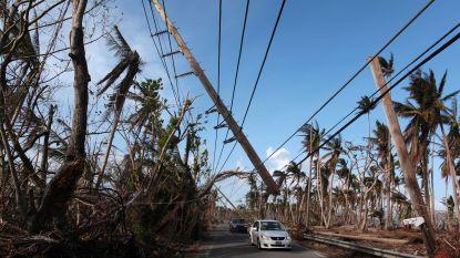 Twee maanden na doortocht orkaan Maria: meer dan helft Puerto Rico nog steeds zonder elektriciteit en voedselpakketten zonder voedzaam eten