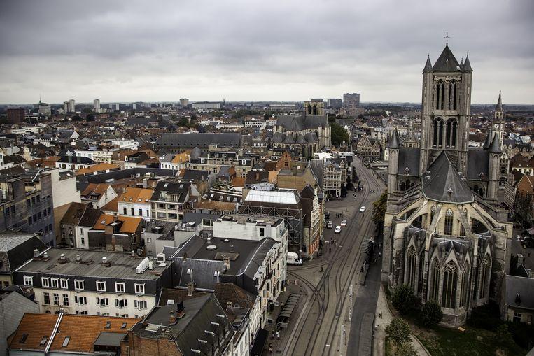Gent is, met een gemiddelde prijs voor een woonhuis van 316.469 euro, de op een na duurste provinciehoofdstad.