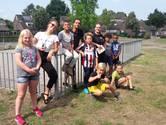 PLYGRND in Kaatsheuvel: kinderen bedenken een beweeg-geluksroute door de wijk