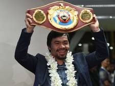 Twitteraars willen gevecht tussen Pacquiao en Khan