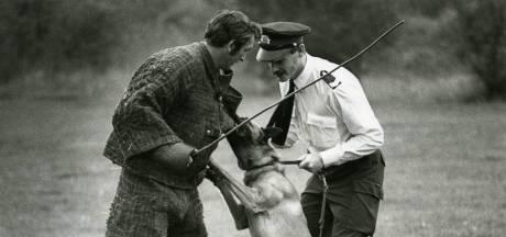 Honden die 'aanranders, kippendieven en roovers' aanhouden