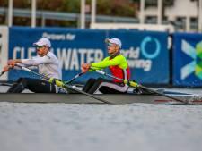 Les Belges décrochent le bronze à l'Euro d'aviron
