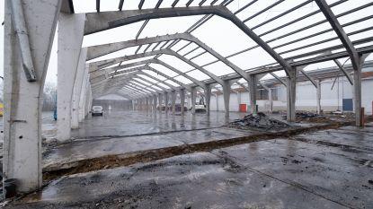 Feesthallen krijgen renovatie van 1,9 miljoen euro