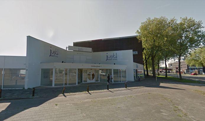 De vestiging van Just Wellness aan de Limburglaan in Eindhoven
