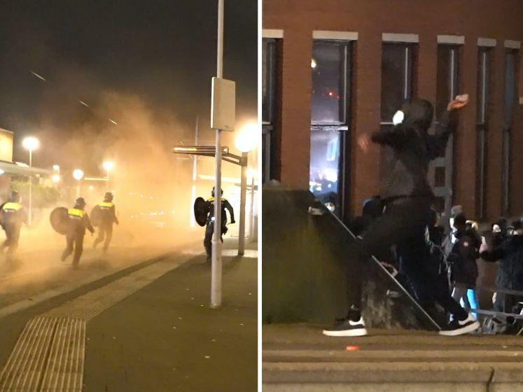 Opnieuw hevige rellen en plunderingen in veel steden rond avondklok