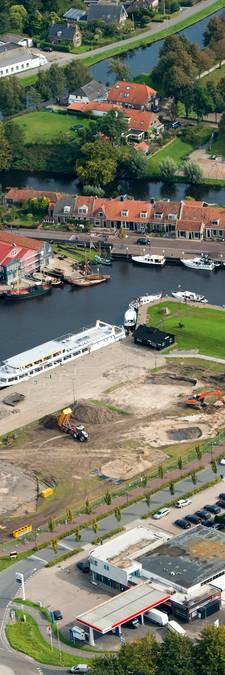 Werk aan haven Elburg vordert gestaag