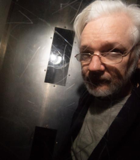 Toestand WikiLeaks-oprichter Julian Assange gaat vooruit