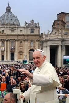 Met Rotterdamse pelgrims naar de paus