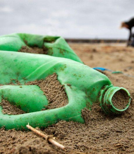 Record: 82.760 kilo zwerfafval ingezameld door Zeeuwse vissers