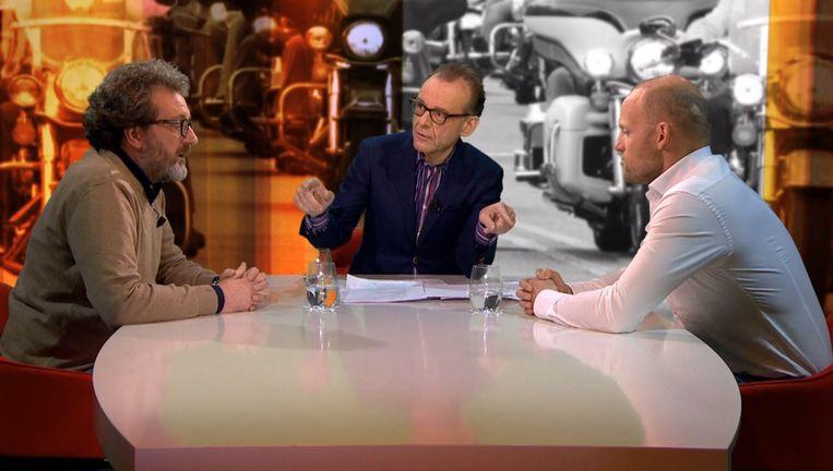 Van Liempt live. Beeld RTL Z