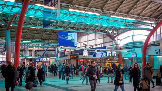 Centrale hal van Utrecht Centraal.