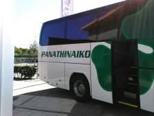 Kaarten Goes tegen Panathinaikos in de verkoop