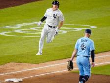 New York Yankees verbreken clubrecord: vijf homeruns in één inning