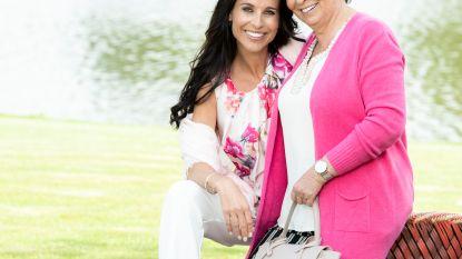 Achter de schermen: Ann Van Elsen en haar mama Ingrid stralen tijdens fotoshoot