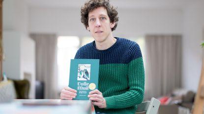 Meester Tom schrijft kinderboek
