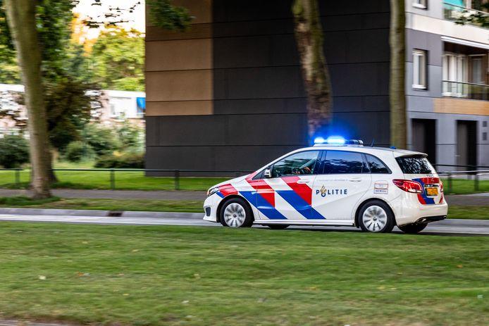 De politie in Scherpenzeel arriveert in zo'n 40 procent van de gevallen op tijd.