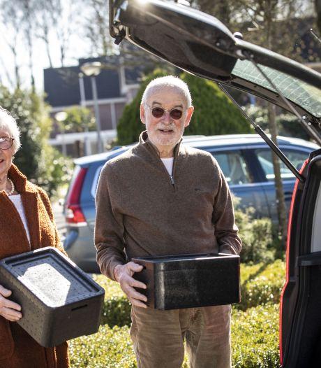Oldenzaalse vrijwilligers Tafeltje Dekje merken niet zoveel van de coronacrisis