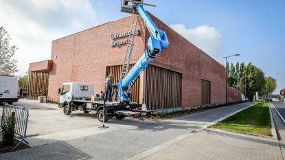 Uitvaartcentrum toont nieuwbouw op open weekend