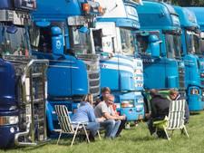 Romantiek tijdens Truckshow in Liessel