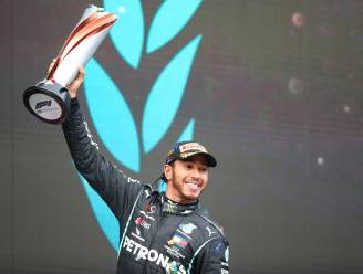 """Lewis Hamilton: """"Talent had ik altijd, maar heb er lang mee geknoeid"""""""
