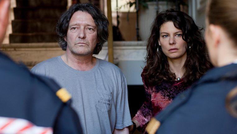 Pierre Bokma als Adri van der Heijden, Rifka Lodeizen als Mirjam Rotenstreich Beeld Tonio