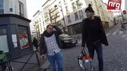 Juif de la rue: tien uur lang in de huid van Jood in Parijs