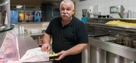 Overval op cafetaria dreunt lang na; blijft hangen bij klanten