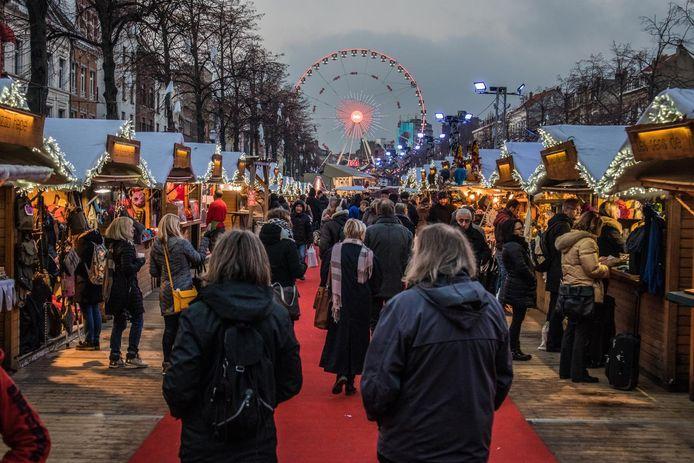 Cette année, Bruxelles sera remise au centre des Plaisirs d'hiver.