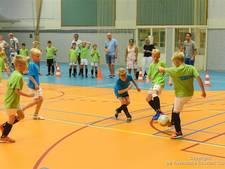 Tropisch weekje in Borne: streetsoccer wordt zaalvoetbal