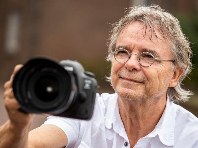 Fotograaf Jan Guikers fotografeert belangeloos voor Stichting Make a Memory.