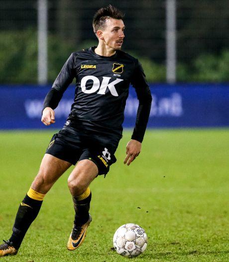 Bosschenaar Rutten speelt met NAC 'thuiswedstrijd' in De Vliert: 'Leuk, maar ik ben al zo lang weg dat het me wel wat minder doet'