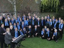 Koren uit Venray en Helmond zingen met gelijknamige koor Confetti in Elshout