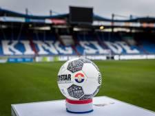 Willem II maakt stadion gedeeltelijk rookvrij