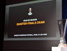 LIVE | Hoe ziet het vervolg van de Europa League eruit?