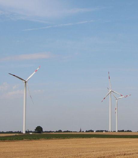 'Plan voor windpark is voor ons hiermee niet van de baan'