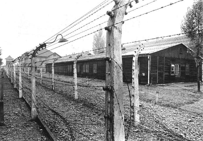 Concentratiekamp.