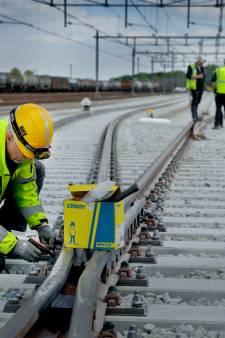 In weekend en maandag geen treinverkeer tussen Den Dolder en Baarn