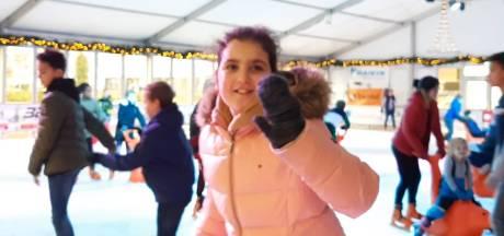 Veenendaal on Ice trekt onmiddellijk veel volk