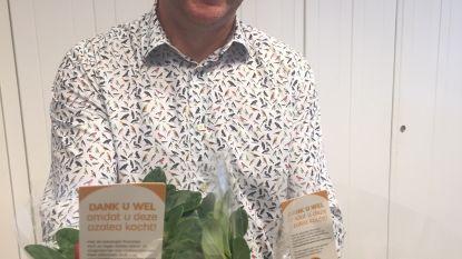 Plantjesweekend voor Kom op tegen Kanker