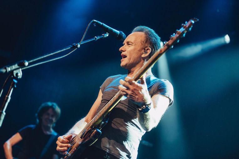 Sting Komt Naar Nederland.Sting Geeft In April Een Concert In Amsterdam Het Parool