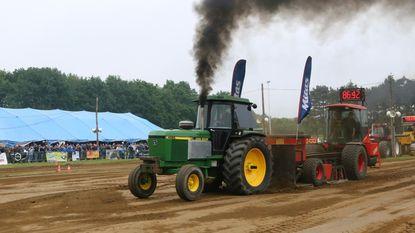 Mijn tractor is sterker dan de jouwe!